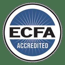 ECFA Accredited badge