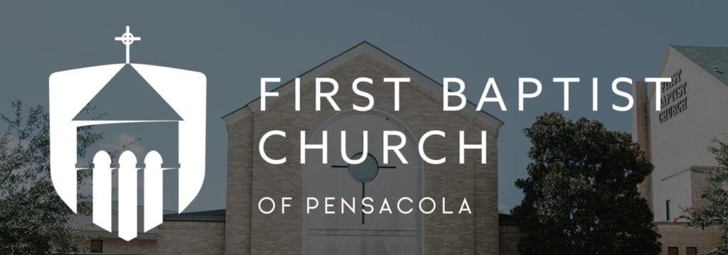 First Baptist Church of Pensacola logo