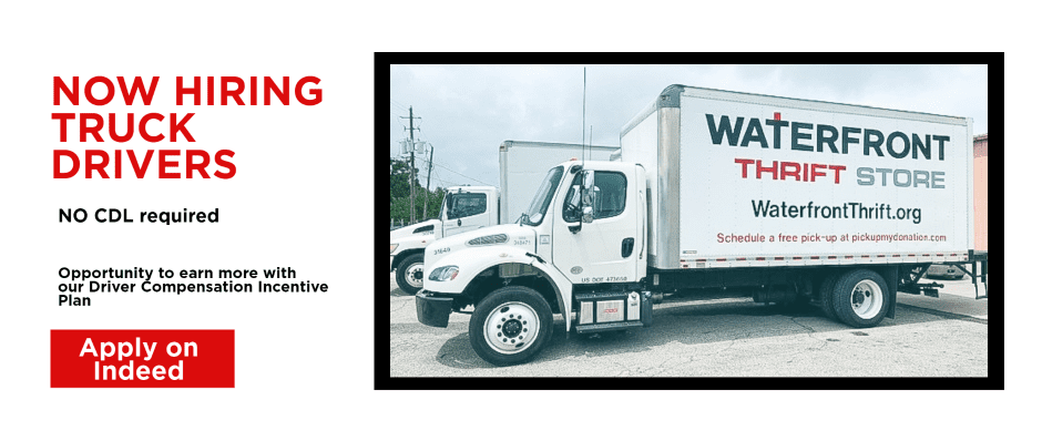 Now hiring truck drivers. No CDL required. Opportunity to earn more with our Driver Compensation Incentive Plan. Apply on Indeed