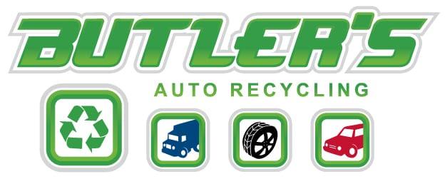 Butler's Auto Recycling logo