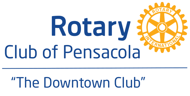 Rotary Club of Pensacola logo