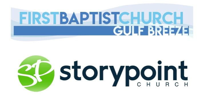 First Baptist Church of Gulf Breeze and Storypoint Church logo