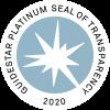 Guidestar Platinum Seal of Transparency badge